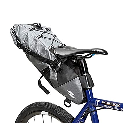 Amazon.com: Roswheel 131372-SA - Bolsa para sillín de ...