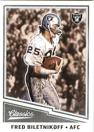 Fred Biletnikoff Oakland Raiders - 5