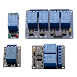 CHENBO 4 PCS DC 5V 1 2 4 Channel Relay Module Optocoupler Relay Output 1 2 4 Expansion Board Arduino Raspberry Pi