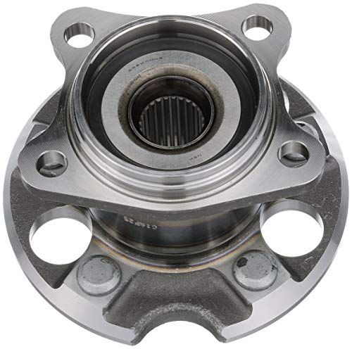 NSK 59BWKH09 Wheel Bearing and Hub Assembly