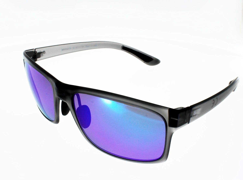 Maui Jim - Gafas de sol polarizadas POKOWAI ARCH/BLUE HAWAII ...