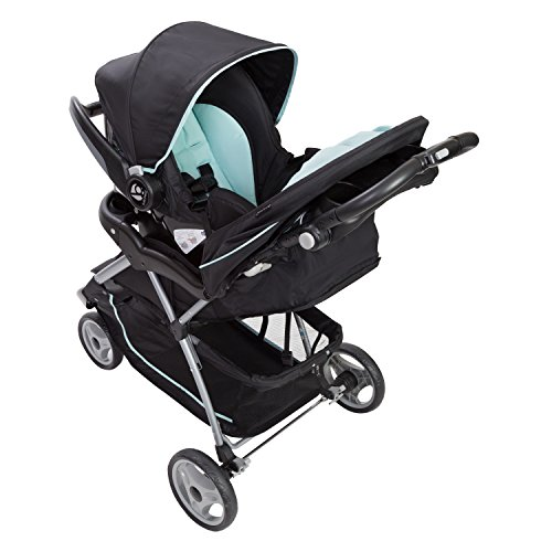 516SgnN3wKL - Baby Trend EZ Ride 35 Travel System, Doodle Dots