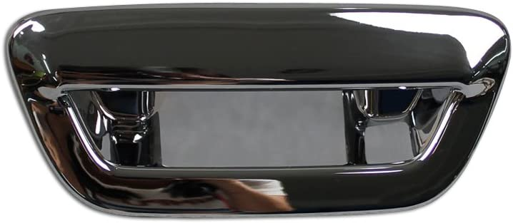 New Chrome Handle Bowl Cover Trim Jeep Cherokee Compass