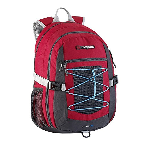 caribee-leisure-product-cisco-backpack-red