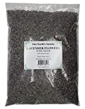 Our Earth's Secrets Lavender Flowers - 1 Pound- Super Grade