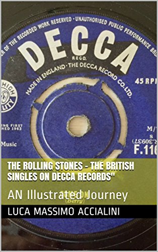 Download PDF The Rolling Stones - The British SIngles on DECCA Records