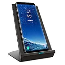 Noise QI Fast Wireless Charging 10W 3 Coil Stand for Samsung