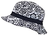 Product review for Solid Wing Reversible Summer Floppy Bucket Hat W/Hawaiian Designs (One Size)