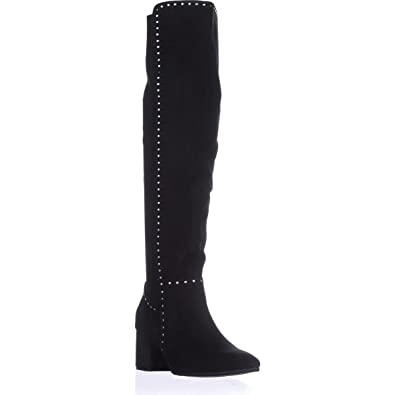 a967b6892ad Seven Dials Womens Nicki Fabric Pointed Toe Over Knee Fashion