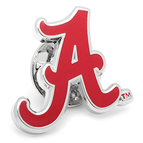 (NCAA University of Alabama Lapel Pin, Officially Licensed)
