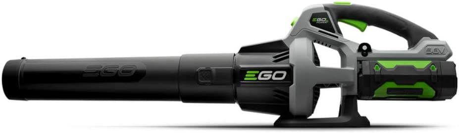 EGO Power+ LB6504 650 CFM Variable-Speed Handheld Blower with 5.0AH Battery and Standard Charger