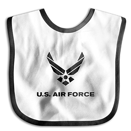 US Air Force Infant Bib Drooler Bib For Drooling And Teething (Air Force Bib)