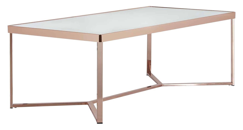 CE Cadre en métal Table basse en rectangle A0017035