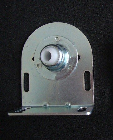 somfy LT50 Idler Bracket with 10mm Hole Nylon Bearing (MPN # 9410635) Motors (1)