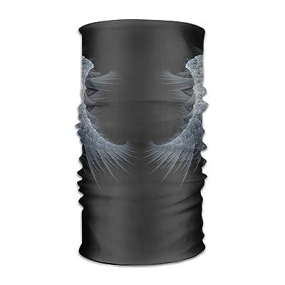 Cool Wings DIY Pattern Headband Bandana Mask Sports Seamless Breathable Hair Band Turban For Workout, Fitness, Running, Cycling, Yoga