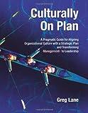 Culturally on Plan, Greg Lane, 0615731597