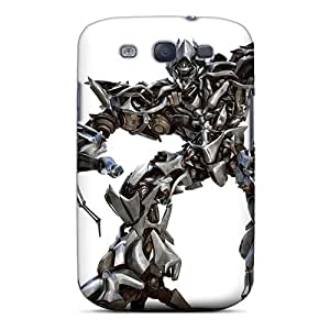 Premium RXzuz3220uBCQM Case With Scratch-resistant/ Transformers Hd Wallpaper 52 Case Cover For Galaxy S3