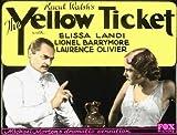 The Yellow Ticket poster thumbnail