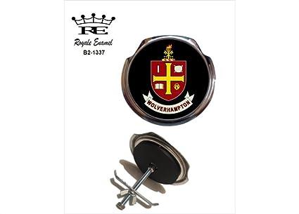 Royale esmalte Royale coche parrilla - Insignia escudo de ...