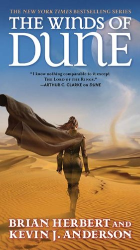 book cover of The Winds of Dune
