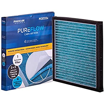 Amazon Com Pureflow Cabin Air Filter Pc8222x Fits 2001