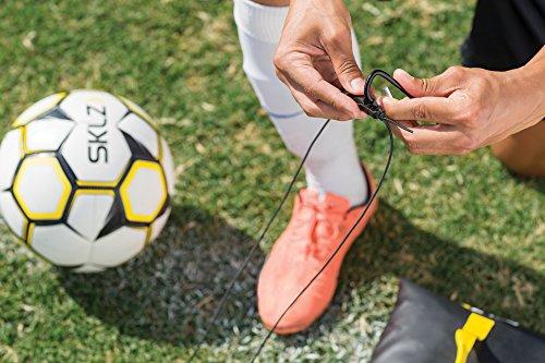 SKLZ BMTR-001 - Aparato para entrenamiento del fútbol, color amarillo, tamaño 5