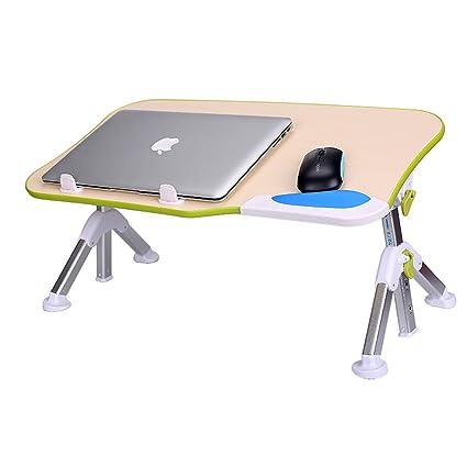 hj Escritorio de la computadora Escritorio de los Estudiantes Mesa pequeña Mesa de la Tabla Perezosa