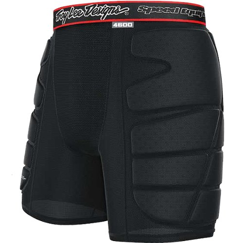 Motorcycle Armor Shorts - 6