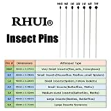 Stainless Steel Insect Pins