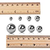 SATINIOR 8 Pieces Coin Ring Making Balls Monkey
