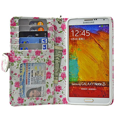 Used, Navor Samsung Galaxy Note 3 Book Style Folio Wallet for sale  Delivered anywhere in Canada
