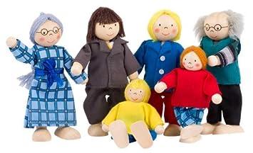 Muecos Pure Trapoimportado Alemania So218 Goki Familia De Toys kwnOP0