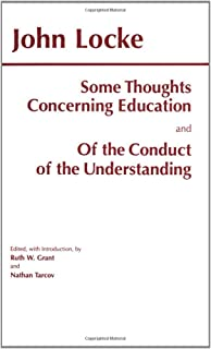 com essays on the law of nature the latin text a  some thoughts concerning education and of the conduct of the understanding hackett classics