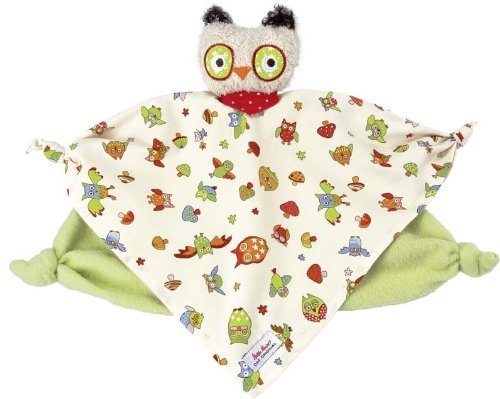 Kathe Kruse - Alba the Owl Towel Doll by K?the Kruse