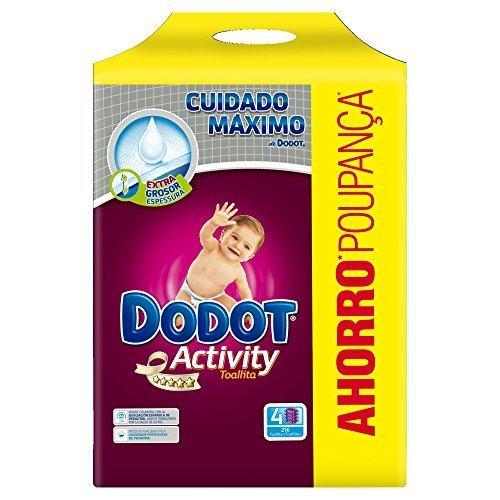 Dodot - Pañales, talla 5 (11-17 kg), 58 pañales + Toallitas Activity, 648 toallitas: Amazon.es: Salud y cuidado personal