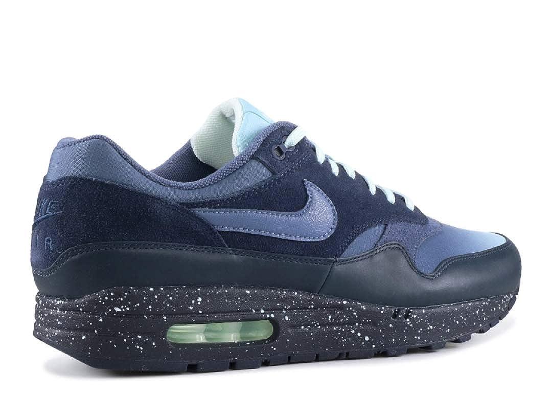 Schuhe Nike Air Max 1 Premium Blau 875844 402