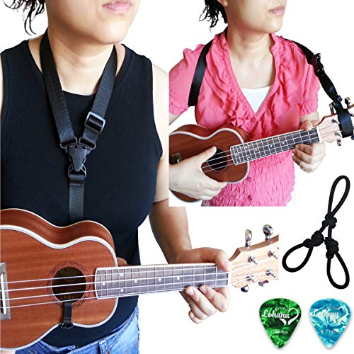 Clip On Ukulele Strap