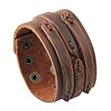 Leather Bracelet For Mans - Best Reviews Guide