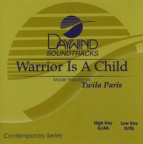 Warrior Is A Child [Accompaniment/Performance Track]