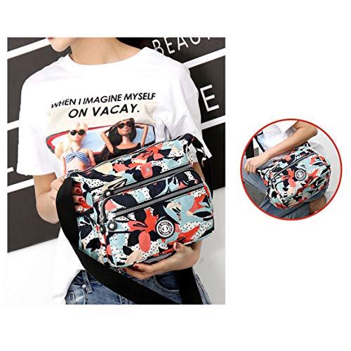 Bags Splash ABLE callas 4 bag Women Messenger Shoulder Crossbody Anti n0wOBfqUwv