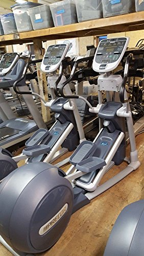 Precor EFX 833 Elliptical Fitness Crosstrainer w/PVS Review
