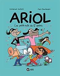Ariol tome 10 : Les petits rats de l'opéra par Emmanuel Guibert