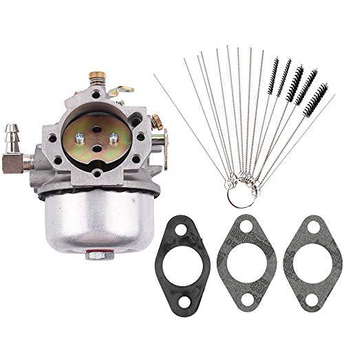 Leopop 52-053-18 Carburetor for Kohler M18 M20 MV18 MV20 KT17 KT18 KT19 Magnum and K-Twin 18 HP 20 HP Engine 52-053-09 52-053-28 w Carburetor Cleaning Tool Kit