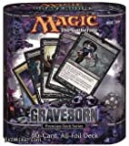 Magic the Gathering Card Game Premium Deck Series Graveborn