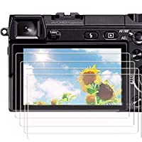 PCTC Tempered Glass Screen Protector Compatible for Nex-7...