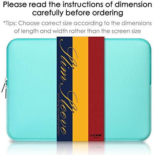 CCPK 13 Inch Laptop Sleeve 13.3 Inch Computer Bag 13.3-inch Netbook Sleeves 12.9 in Tablet Carrying  - http://coolthings.us