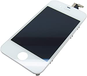 Replacement for Apple iPhone 4S (White) Touch Screen Digitizer + LCD Assembly