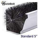 GutterBrush Simple Gutter Guard | for Standard