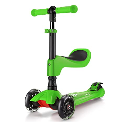 Patinete- Scooter para niños Principiante El bebé Puede ...