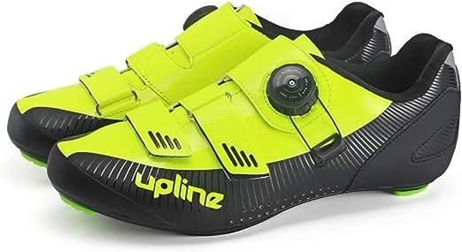 ZWYY Zapatos de Ciclismo, Zapatos de Bicicleta de montaña para ...